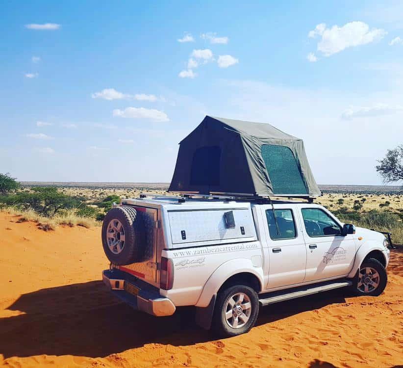 4x4 Rental Namibia