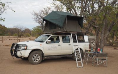 Going Camping in Namibia? 5 Things to Keep in Mind
