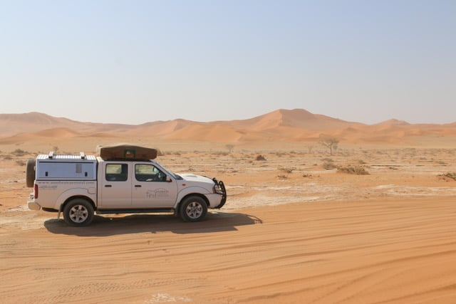 What to Look for in Namibia Car Rental